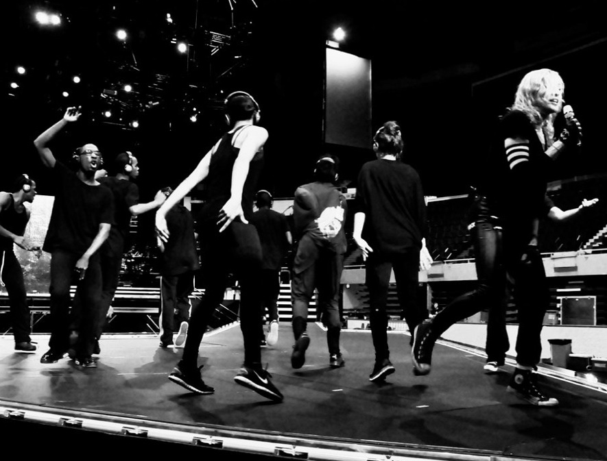 05-26-12 Tour Rehearsals in New York shot by Guy Oseary