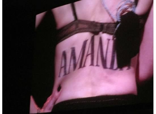 Madonna dedicated her concert last night in Phoenix to Amanda Todd, a 15-year old girl who committed suicide due to bullying – Photo by Ed Walsh