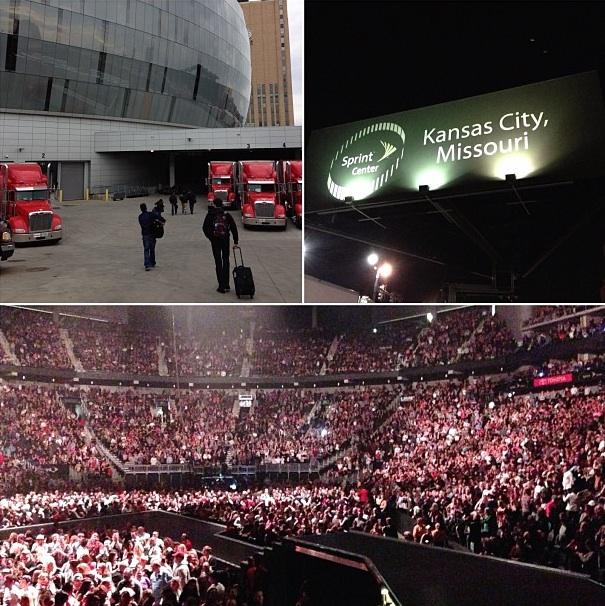 Thank you, Kansas City! We're off to St. Louis! ~ Jason Yang
