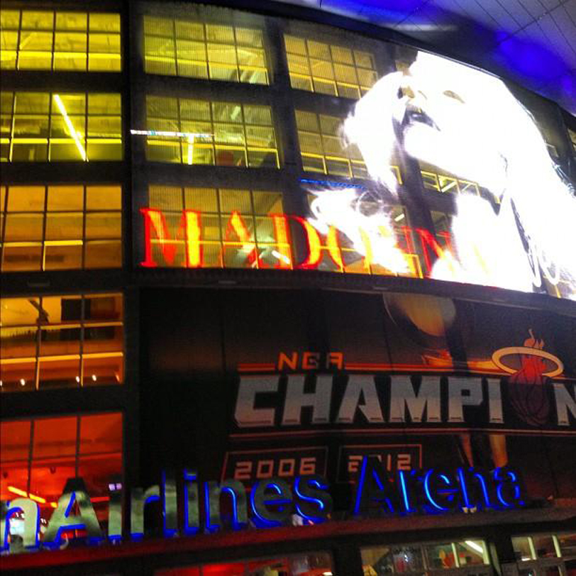 American Airlines Arena – Photo credit Gustavo