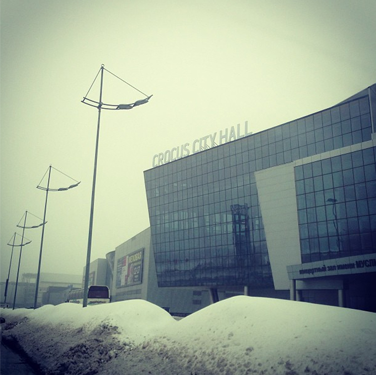We Are Glamily Tour     Moscow, Russia     Crocus City Hall           Photo credit @K_s_e_n_i_a