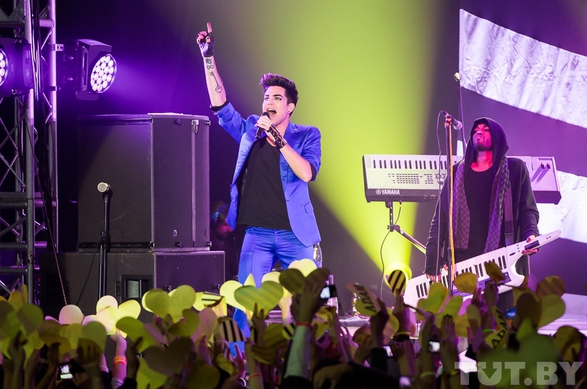 We Are Glamily Tour - Minsk