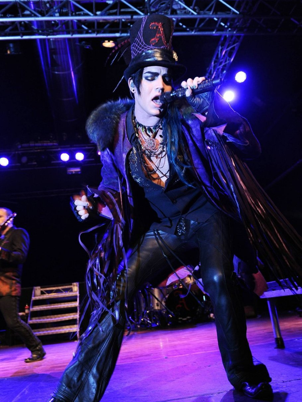 Adam Lambert GNT Milan