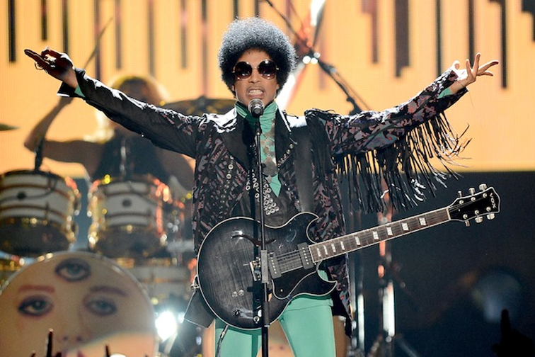 Prince named Billboards Icon - 2013 Billboard Music Awards