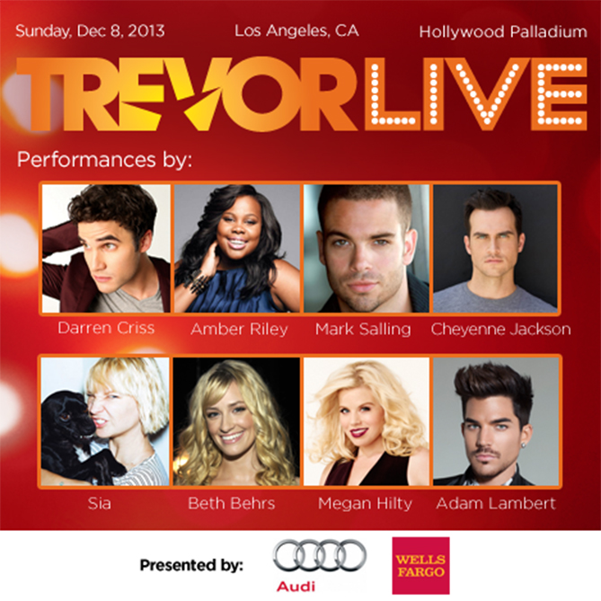 TrevorLive Performances