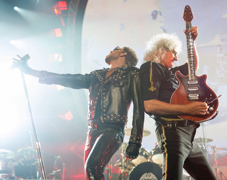 14Queen + Adam Lambert Winnipeg