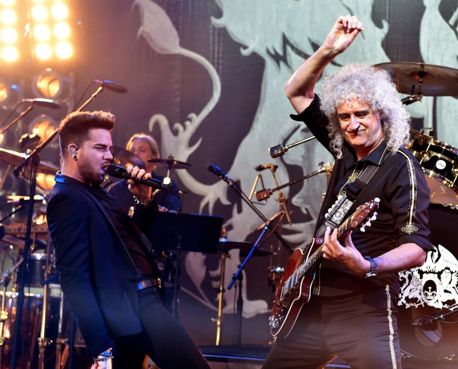 Queen & Adam Lambert iHeartRadio Theater