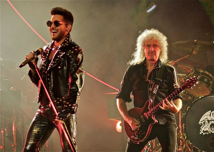 Queen & Adam Lambert Chicago, IL United Center