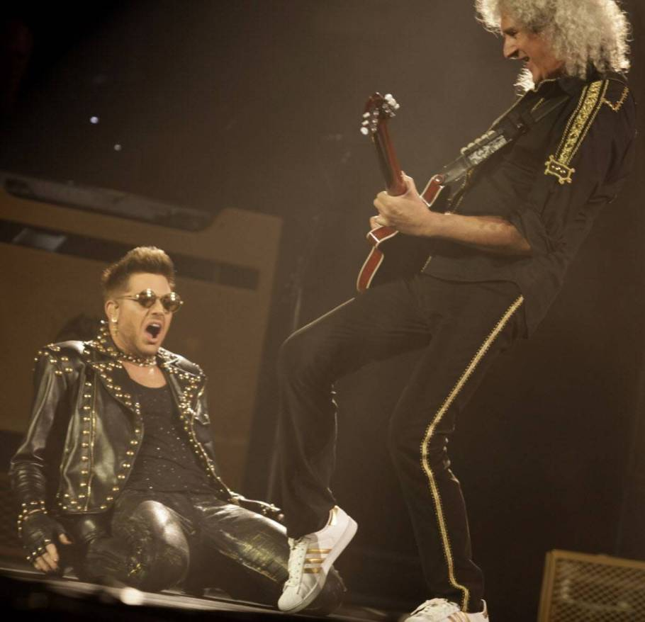 Queen + Adam Lambert Dallas